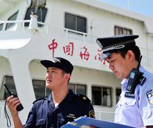 科技强警,海能达助力拱北海关缉私局