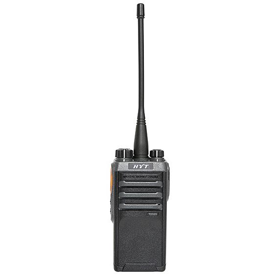 hytera/海能达TD520商业数字对讲机 数模兼容、自动切换  防水防尘防震