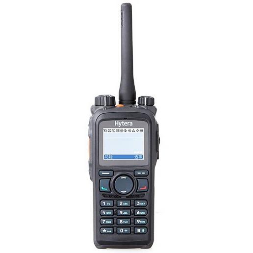 海能达专业数字集群bet伟德国际PD780/780G模拟+数字双模制式GPS定位 数模两用  防水防尘防震