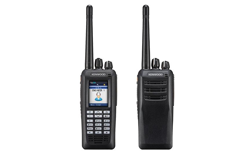 建伍DMR数字产品TK-D200 /D300对讲机