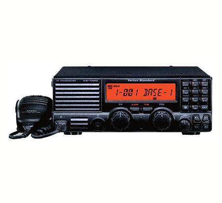 威泰克斯VX-1700系列短波多功能移动车载台 电台 双频监听 编程