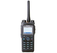 海能达专业数字集群对讲机PD780/780G模拟+数字双模制式GPS定位 数模两用  防水防尘防震