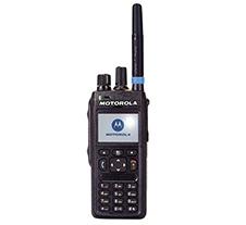 摩托罗拉MTP3250 TETRA 数字集群对讲机 含 GPS 全键盘  防水防尘防震