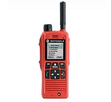 摩托罗拉MTP850EX TETRA防爆数字集群对讲机 防爆等级Ex ib IICT4   防水防尘防震