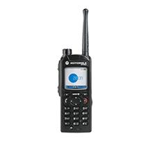 摩托罗拉 MTP850 TETRA数字DMR集群用户机对讲机 数模两用  防水防尘防震