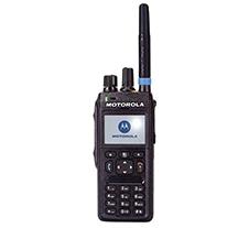 摩托罗拉  MTP3150 TETRA  数字DMR集群对讲机 数模两用  防水防尘防震