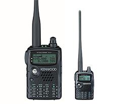 建伍 TH-F6A/F7A调频多波段手持对讲机