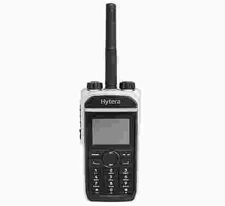 hytera/海能达PD680手置频 商业数字模拟双模对讲机  显示屏 键盘 数模两用  防水防尘防震