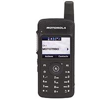 摩托罗拉SL系列SL2K(蓝牙)便携式DMR 数字手持对讲机 数模两用 防水防尘防震中文彩屏