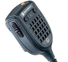 适配于摩托罗拉GP329EX对讲机带消噪功能的肩咪GMMN1111