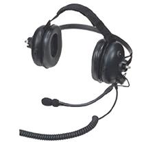 适配于摩托罗拉GP329EX对讲机重型头戴式耳机PMLN5151