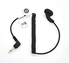 摩托罗拉P86系列/GP300D/P86i/GP300D+系列对讲机配件肩咪用耳塞式耳机AARLN4885