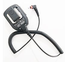 摩托罗拉SL系列数字对讲机配件PMMN4125远程扬声器麦克风