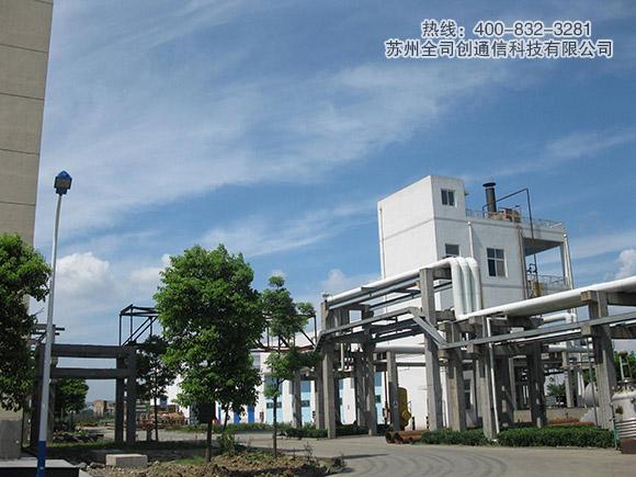 阿科玛(苏州)高分子材料厂区 无线对讲通信系统  信号补盲组网方案